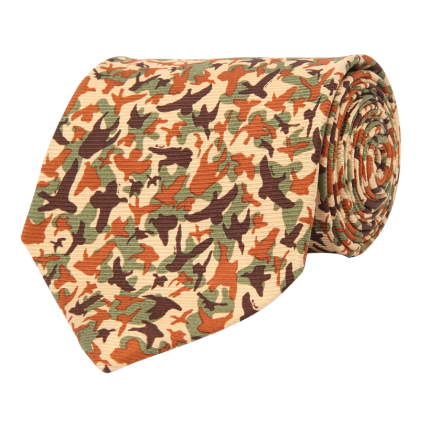 Wm. Lamb & Son - Bird Camo Tie